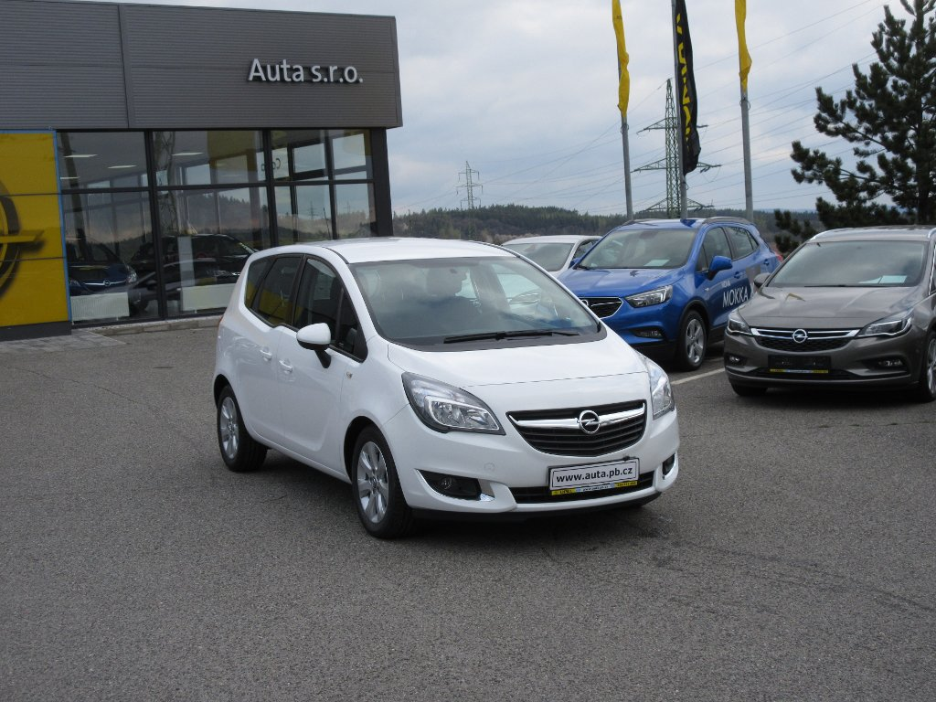 Opel Meriva Enjoy 1,4 TURBO