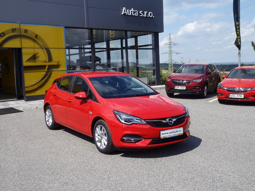 Opel Astra Smile HB 1.2 Turbo